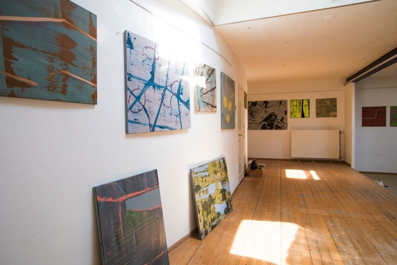 Hans Everaert atelier  2 van 17